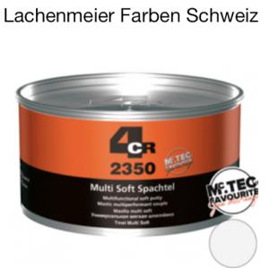 4CR 2350 Spachtel Polyester Multi Soft inkl. Härter
