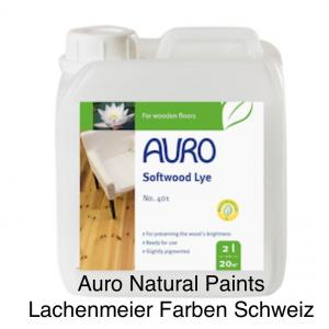 Naturfarben Auro 401 Nadelholzlauge
