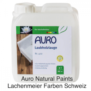 Naturfarben Auro 402 Laubholzlauge
