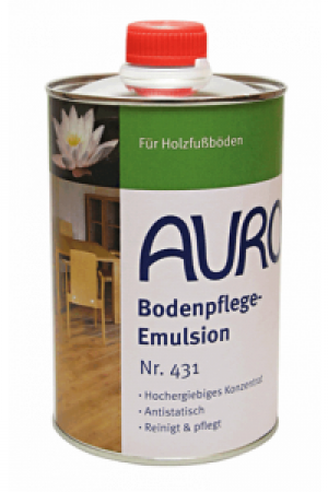 Auro 431 Floor care emulsion
