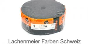 4CR 3750 Schleifvlies Rolle 115mmx10m UF ultra fine Grau