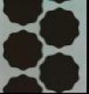 3m Finesse-it Schleifblüten P1500 32mm13487