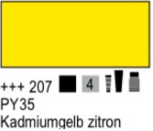 Talens Amsterdam Acryl Expert A 207 S4 Kadmiumgelb zitron