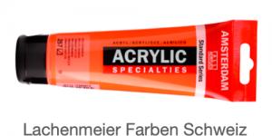 Talens Amsterdam Acrylfarbe Standard A  257 S1 Reflexorange