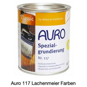 Naturfarben Auro 117 Spezialgrundierung Sperrgrund