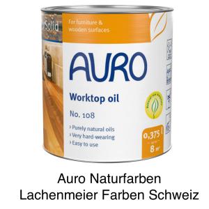 Naturfarben Auro 108-01 Holzoel Arbeitsplattenoel PurSolid