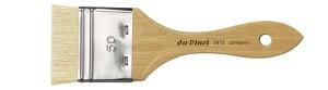 Da Vinci Borstenpinsel extra kurze weisse Chinaborste Sorte 2473 Grösse 50mm
