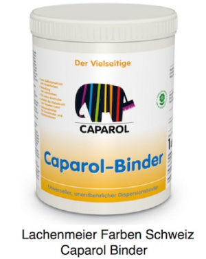 Caparolbinder Dispersionsbinder