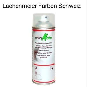 ColorMatic 1K Grundierung Spray Kunststoff- Haftvermittler/ Plastic Primer farblos