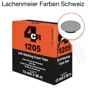 4CR 1205 Abdecken Foam Tape 19mm x 35m