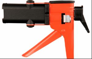 4CR 5635 Pistole / Verarbeitungspistole für 2K 2 x 50ml