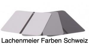 4CR 7580  Musterblech gross 10,5x15cm hellgrau Spritzmusterkarten