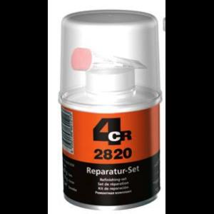 4CR 2820 UP Reparaturharz Set inkl Haerter + Glasgewebe