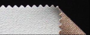 Leinwand L03 Reinleinen Gesso / Halb-Kreidegrund 560gr 210cm Rolle 10m = 21m2