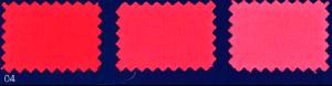 Ideal Maxi Textilfärbemittel 04 Fuchsia Baumwolle, Viskose, Leinen, Jute bis zu 2kg Stoffgewicht. Pa: 75ml Fäbemittel + 100gr Fixierer