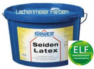 SW Latex Seidenlatex  Weiss 16,5kg für ca 90m2