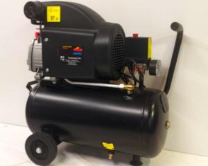 Kompressor 200L OPW / 220 Volt  8 bar, Luftbehälter 24L, Automatic, Druckregler