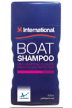 International Boatcare / Bootspflege Boat Shampoo