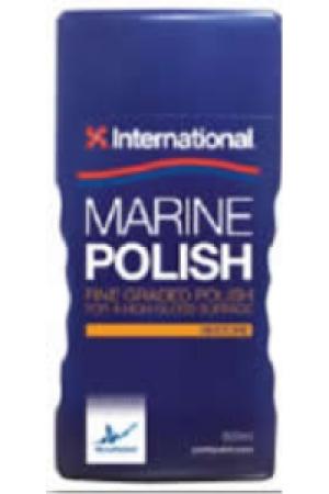 International Boatcare / Bootspflege Marin Polish