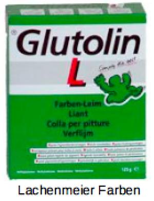 Glutolin Leim L Farbenleim Methylcelluloseleim