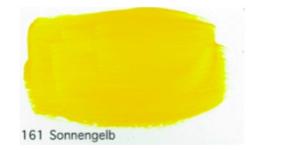 Profi-Gouache 161 Sonnengelb Künstler- Dekofarbe WB