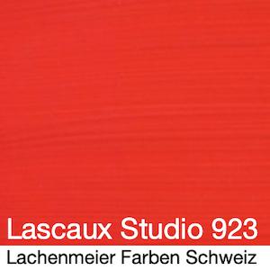 Lascaux Acryl Studio original A 923 Signalrot