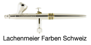 "Evolution Airbrushpistole Set: Silverline solo Düse: 0,2mm, Fliessbecher: 2ml, Double-Action, Anschluss: 1/8"""