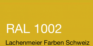 Motip Acryl Glanzlack Spray RAL 1002 Sandgelb