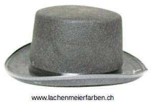 Fasnachts- Hut Zylinder Schwarz