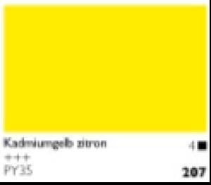 Talens Cobra Wasservermalbare Oelfarbe A 207 S4 Kadmiumgelb Zitron