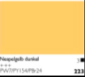 Talens Cobra Wasservermalbare Oelfarbe A 223 S3 Neapelgelb dunkel