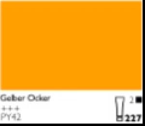 Talens Cobra Wasservermalbare Oelfarbe A 227 S2 Gelber ocker
