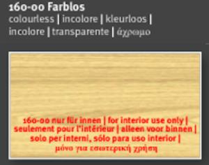 Naturfarben Auro 160 A Holzlasur WB 160-00 farblos nur für innen