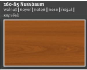 Naturfarben Auro 160 A Holzlasur WB 160-85 Nussbaum