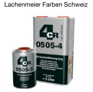 4CR 0407-2 Härter 2K Universal kurz