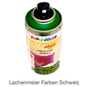 Duplicolor Texstyle Textilspray Stofffarbe Ral 6002 Grün
