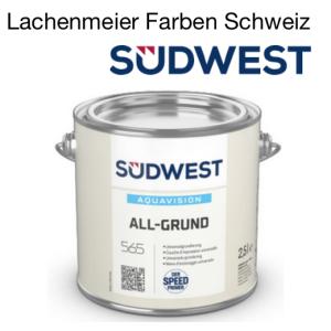 SW AquaVision All-Grund Weiss 9110 WB Allprimer 3,35kg