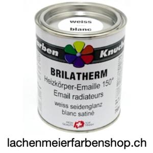 Brilatherm Heizkörperlack Weiss LM bis 150°C