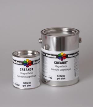 Creanot Magnetic Magnetfarbe WB (20kg = 7,8L) Grau