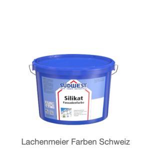 SW Silikat Fassadenfarbe Weiss 8.4kg