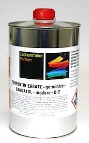 Lösemittel Terpentinersatz geruchfrei D2
