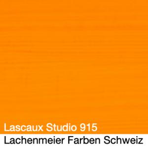 Lascaux Acryl Studio original A 915 Permanentgelb dunkel