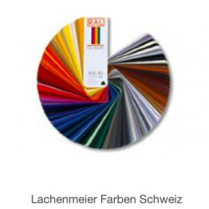Farbkarte Norm Ral Karte Classic K5 high gloss / Glanz Farbtonfächer mit 213 Ral-Farbtönen