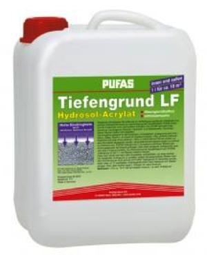 Pufas Tiefengrund LF Hydrosol-Acrylat / Tiefgrund