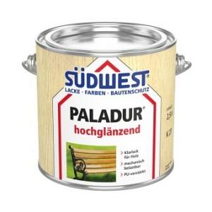 Paladur Klarlack LM hochglanz, Alkyd-PU aromatenfrei