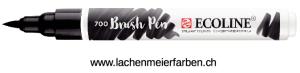 Talens Ecoline BrushPen 700 Schwarz