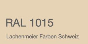 Farbkarte Norm Ral Karte Classic K6 RAL 1015 Hellelfenbein K6 A4 Einzelbogen Handgefertigt