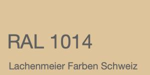Farbkarte Norm Ral Karte Classic K6 RAL 1014 Elfenbein A4 Einzelbogen Original