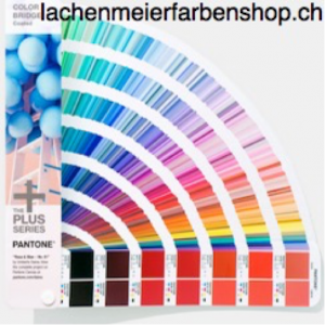 Farbkarte Norm Pantone Color Bridge Farbfächer Coated