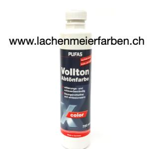 Pufas Vollton und Abtönfarbe 514 Weiss Dispersion in MQ